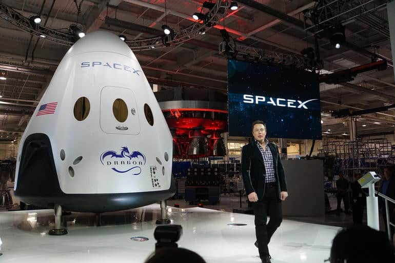 Congratulations to SpaceX and Boeing!