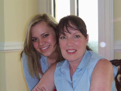 Haley and Her Mommy