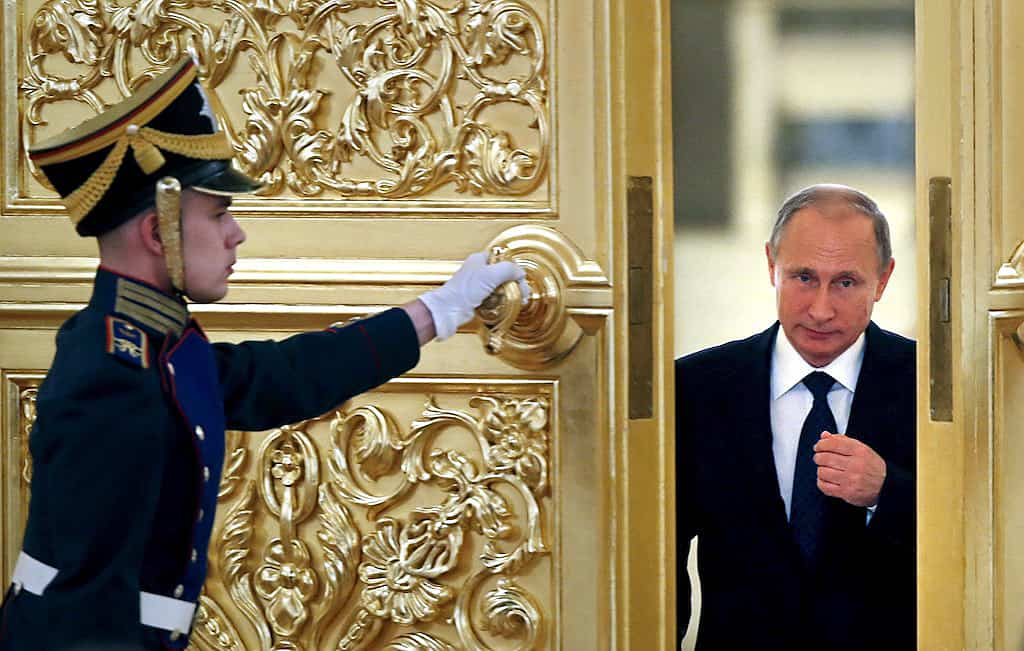 Weaker Than It Looks, Russia Falls Into Old Habits
