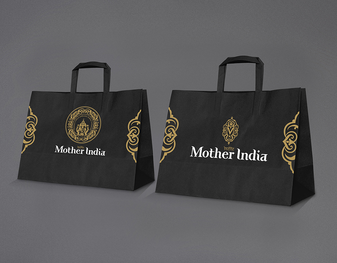Mother india brand identity9