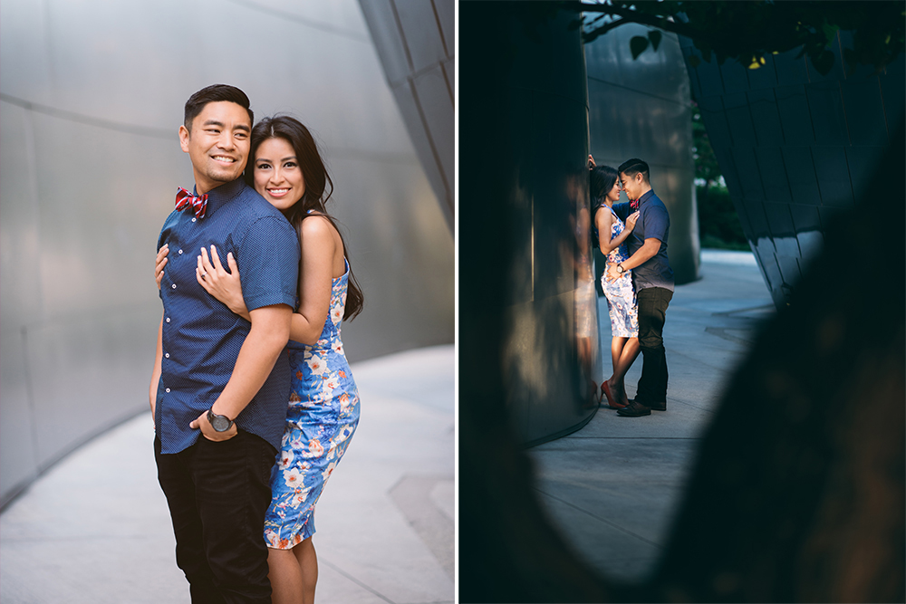 DTLA - Downtown Los Angeles Engagement - 9