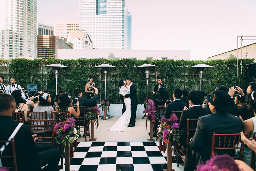 Oviatt Penthouse wedding - 19