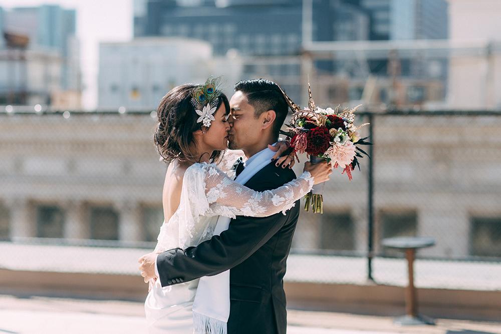 Oviatt Penthouse wedding - 6