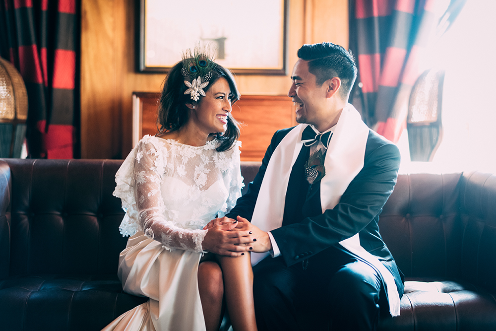 Oviatt Penthouse wedding - 9