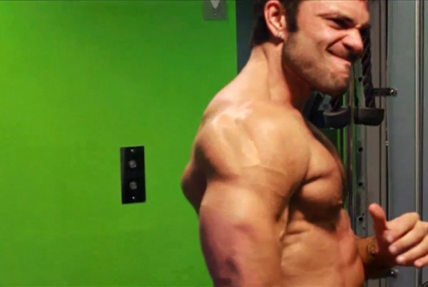 Rogan Richards Triceps