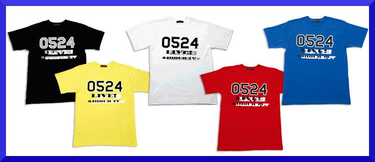 2005チャリTシャツ