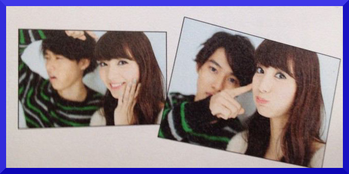 with新川優愛