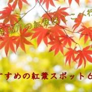石川紅葉スポット