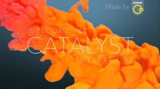 catalyst interactive header