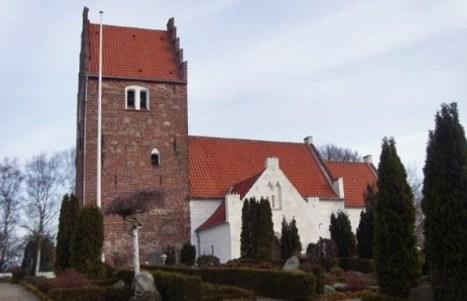 En typisk dansk, muslim-fri Folkekirke