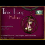Bliensen + MaiTai - Time Loop - Necklace  - Ad