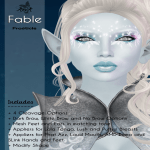 Aeva - Fable Paris - Frosticle
