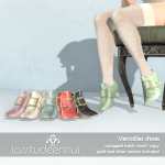 lassitude & ennui Versailles shoes for We _3 RP - teaser