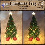 _LightStar-Trees_Christmas-Candlelit