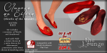 the Lounge - satin thistle flats -_Cluaran na Eilean_  Red  WRP