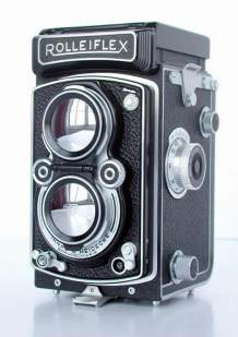 Rolleiflex Automat Type 1B