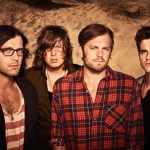 Kings of Leon have unveiled new details about their upcoming seventh album, 'Walls,' which they recorded with Arcade Fire producer, Markus Dravs. Photo: Courtesy of Chuff Media