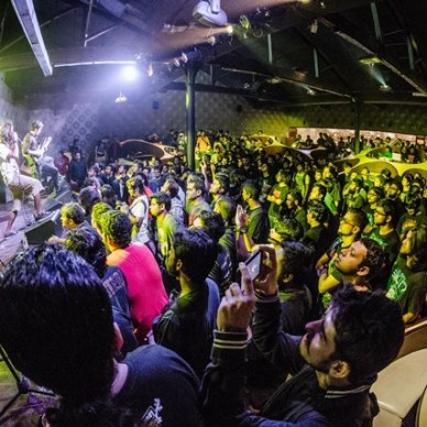 Catch All Your Favorite Acts One Last Time at Blue Frog This Week