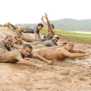 The Mud Rush Returns with its Fourth Edition