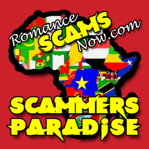 scammers paradise banner