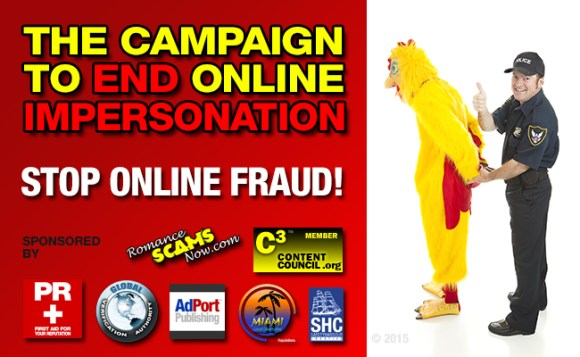 The Campaign To End Online Impersonation