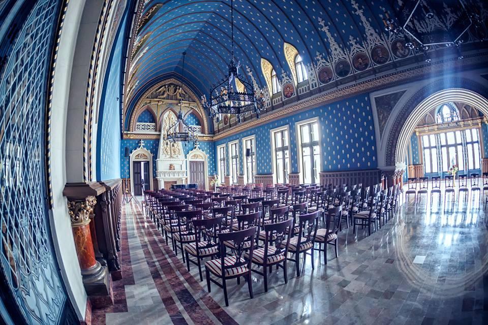 (Video) Acesta este cel mai FRUMOS palat din România! Vezi Foto/Video SPECTACULOASE: