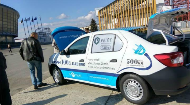"""Dacia Logan Electric pus în vânzare. Sute de km cu un """"plin"""" şi 25 de ani garanţie pentru baterie"""