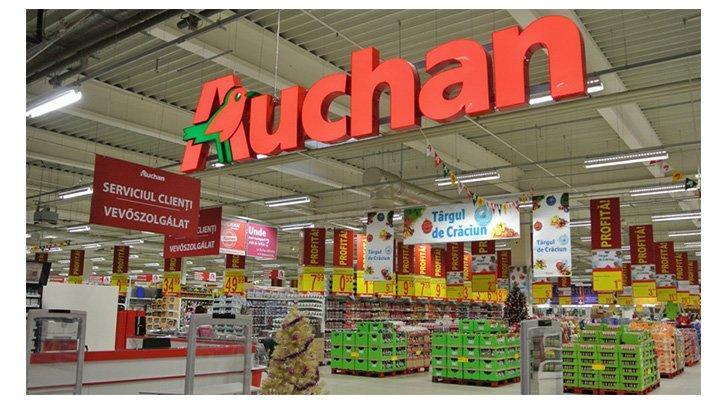 """Dăm lovitura? Auchan exportă produse """"made in România"""" în Italia şi Ungaria"""