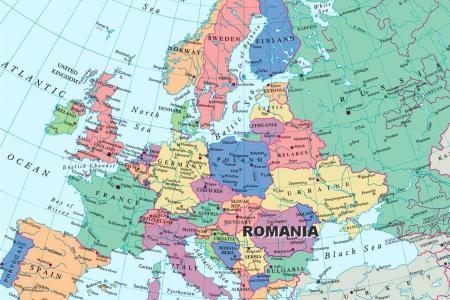 romania map european countries eastern europe maps 21