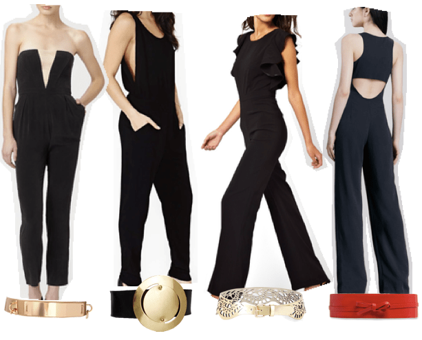 Wedding time jumpsuits 2013