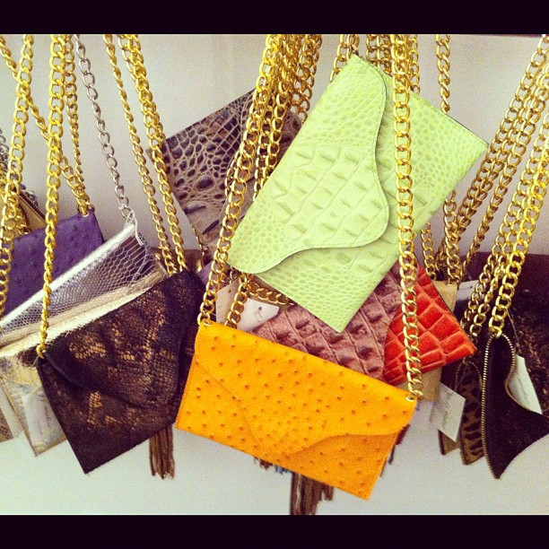 JJ Winters Gold #Chains Of #Purse Glory