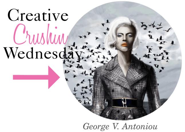 creative crushin wednesday George Antoniou