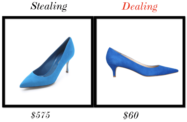 deals galore low heels