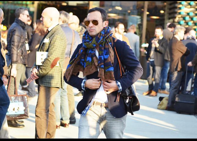 pitti uomo scarf 12