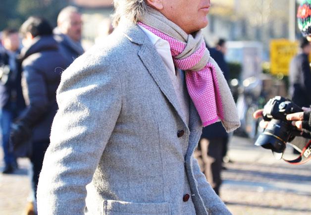 pitti uomo scarf 2