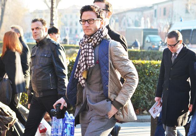 pitti uomo scarf 9