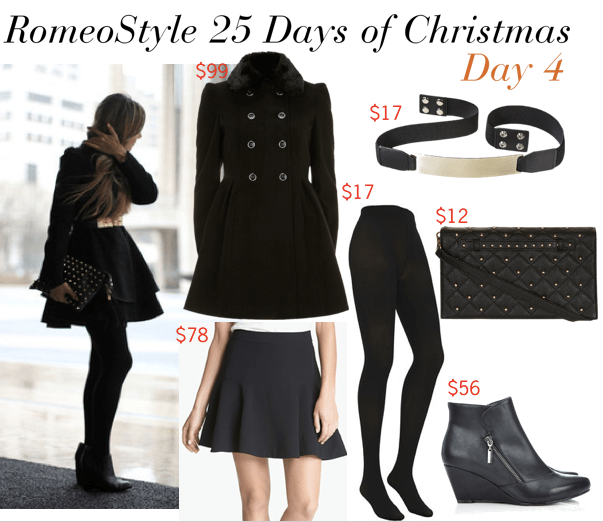romeostyle 25 days of xmas 4