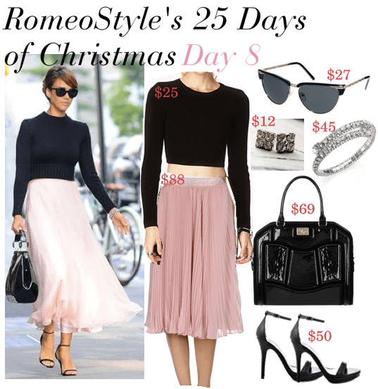romeostyle 25 of christmas day 8