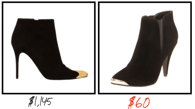 stealing or dealling booties fw13 13