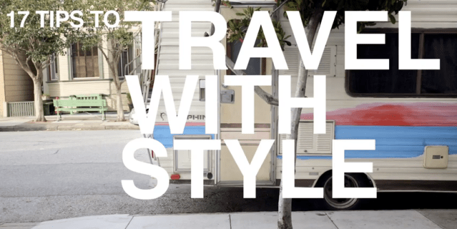 travel with style caset neistat