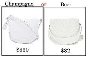 white crossbody bags
