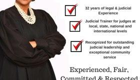 Judge Rickye McKoy-Mitchell
