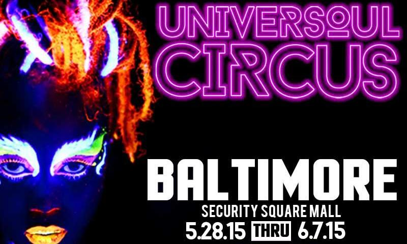 Universoul Circus Event
