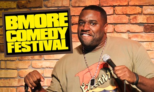 Baltimore Comedy Festival 2015