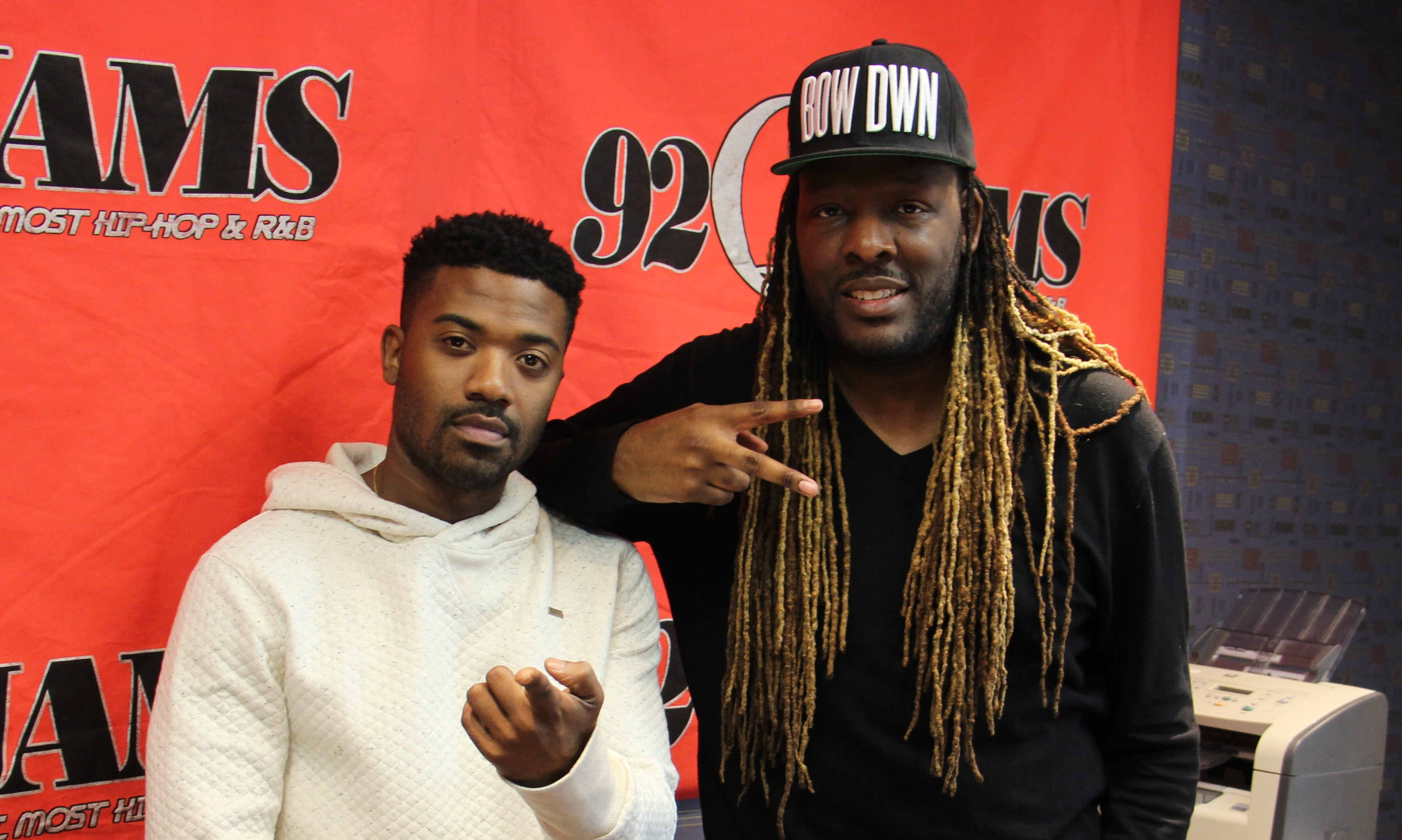 Ray J and Kelson