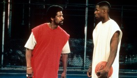 Denzel Washington In 'He Got Game'
