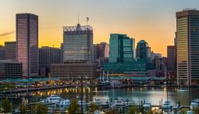 Downtown Baltimore