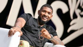 iHeartMedia Presents A Fireside Chat About Driving Creativity And Success With Ryan Seacrest And Eight Time Grammy Winner Usher