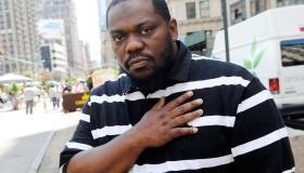 Beanie Sigel Photo Call