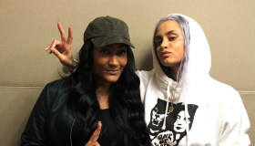 Persia and Kehlani